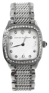 david yurman watches on up to 70% off at tradesy david yurman david yurman thoroughbred 25mm stainless steel and sterling silver quartz diamonds t3149qsstbrac vintage
