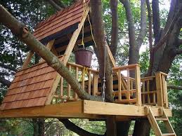 Easy kids tree houses Modern Kids Every Kid Loves Treehouse And These 50 Treehouse Designs Are Inspiring Examples Of The Best Treehouse Designs Weve Ever Seen Pinterest Every Kid Loves Treehouse And These 50 Treehouse Designs Are