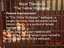 The Yellow Wallpaper Plot Chart Download The Yellow Wallpaper Symbols Hd Backgrounds
