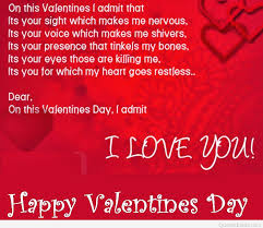 Dear Valentine I Love You Quotes Delectable Valentine Quotes For Parents