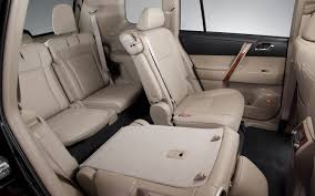 does toyota highlander have 3rd row seating | www.napma.net