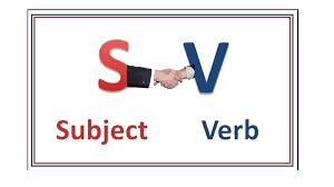 Subject Verb Agreement- identifying verbs - Robert Townson High ...