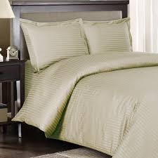600 thread count duvet cover set 100 cotton sateen damask striped full queen linen com