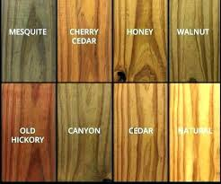 Ace Wood Royal Deck Stain Color Chart Wood Deck Stain Colors Hifanclub Com