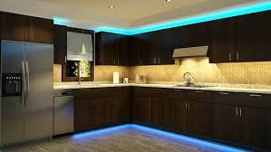 kitchen led strip lighting. Led Strip Kitchen Lighting. Download By Size:Handphone Tablet Lighting D
