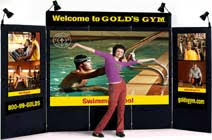 Free Standing Display Boards For Trade Shows Trade Show Displays Display Boards Folding Displays 46