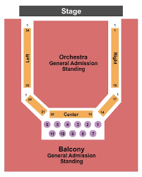 Madrid Theatre Tickets And Madrid Theatre Seating Chart