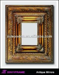 large ornate mirror frame floor frames on gold