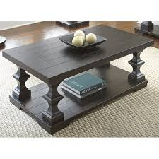 ebony coffee table dory