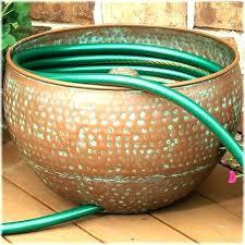 garden hose holder freestanding free standing garden hose stand garden hose holder stand hose holder with