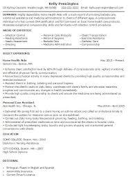 Home Health Care Job Description For Resume Home Health Aide Job Description Home Health Aide Online
