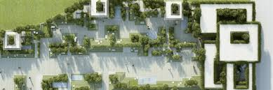 Magic Breeze Landscape Facade Design Magic Breeze Landscape Penda Arch2o Com