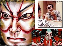 kabuki theater makeup. 2 disguise 14 anese kabuki theatre · makeup theater