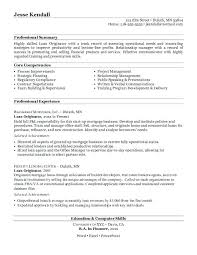 Lovely Ideas Mortgage Loan Officer Resume Mortgage Advisor Resume