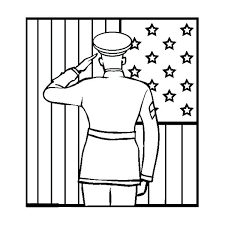 Veterans Day Coloring Pages Printable Crafted Here Veterans Day