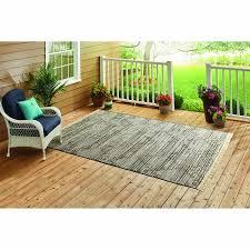 better homes gardens bhg 6 6x9 6 woven outdoor rug