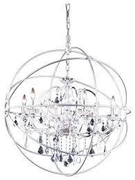 chandelier orb innovative orb chandelier lighting