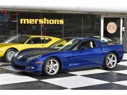 2005 Chevrolet Corvette for Sale | ClassicCars.com | CC-981878