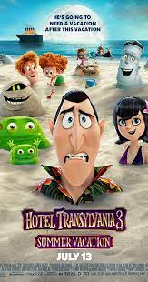 Jul 13, 2018 · drac falls for an intriguing but dangerous woman while taking a luxury cruise with the rest of the pack. Hotel Transylvania 3 Summer Vacation 2018 Cast Credits Imdb