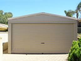 full size of door design double garage rollerdoor roller door garages sheds alpha industries shed