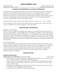 Resumes Objectives Samples Best Of Sample Maintenance Resume Ideas Collection Maintenance Resume