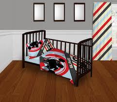 Motocross Bedroom Decor Red Baby Bedding For Boys Atv Motocross Bedding Set