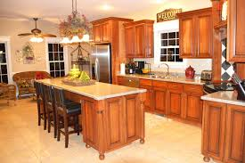 Cherry kitchen cabinets Quarter Sawn Brief Kemper Cabinets Cherry Kitchen Cabinets Horst Cabinet Works