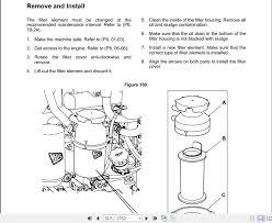 Jcb Excavator Js200 Js210 Js220 Js235 T4f Sevice Manual