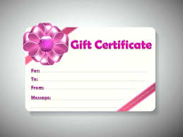 Word Gift Card Template Money Gift Card Template Certificate Maker Word Printable Voucher