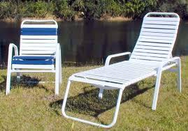 regatta aluminum strap dining chair more images