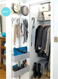 hall closet shoe organizer coat closet shoe storage entry closet organization ideas entry closet organization household