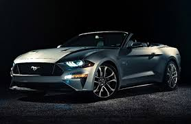 2018 ford cars. contemporary cars 2018 ford mustang gt convertible front quarter left photo throughout ford cars