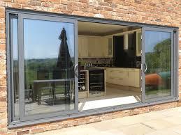 key features of outlook aluminium sliding doors