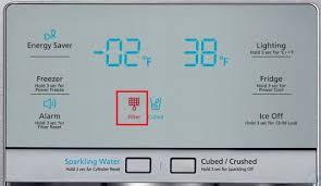 samsung refrigerator filter change. How Do I Change The Filter On My Four-door Fridge Freezer? (models Samsung Refrigerator L