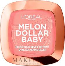 <b>Румяна</b> - <b>L'Oreal Paris Melon</b> Dollar Baby: купить по лучшей цене в ...