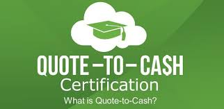 Quote To Cash Simple High Demand For Certification Illustrates Growing Interest In Quote