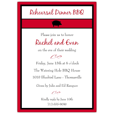 Barbeque Invitation Bbq Invitations Paperstyle