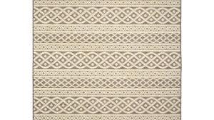 best coastal rugs sand indoor outdoor area rug allen roth willowton