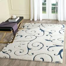 safavieh milan aqua blue 6 ft x 9 ft area rug sg180 6060 6 the home depot indoor outdoor rugs 7 x 9 nuloom handmade abstract trellis wool rug 76 x 96