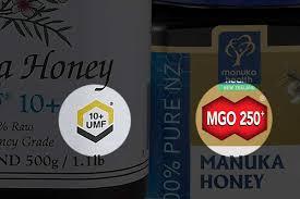 Manuka Honey Rating Chart How To Read Manuka Honey Label Manuka Secrets
