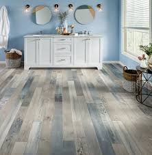 vinyl flooring suitable for bathrooms