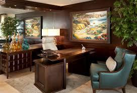 luxury office design. La Jolla Luxury Office 1 After Design F