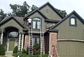 Exterior House Painters Carmel Indiana  Shephards PaintingExterior Painting