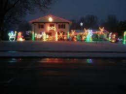christmas home lighting. Best Christmas Lights Display - 11314 Kings Crossing Home Lighting W
