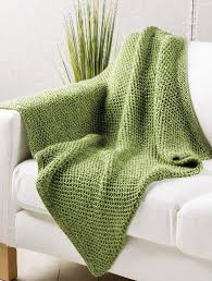 Green Blankets And Throws