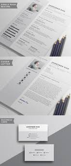 Resume Cover Later Free Minimalistic CVResume Templates With Cover Letter Template 81