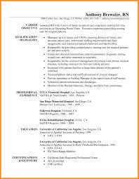 Educator Sample Resumes Sample Resume Objectives For Nurse Educator New Sample Resume 80