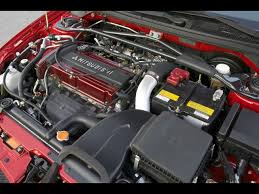 2005 Mitsubishi Lancer Evolution MR - Engine Compartment ...