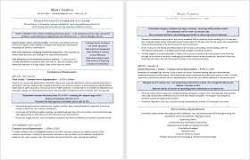 Resume Samples Compelling Resumes