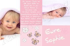 15 Foto Einladung Danksagung Karte Taufe Baby Danksagungskarten